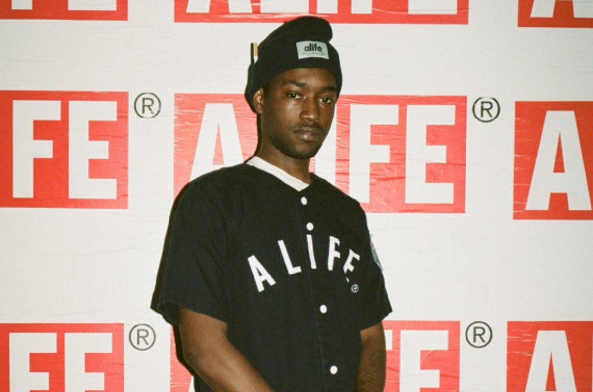 ALIFE - Fall 2014 Collection Lookbook Featuring A$AP Mob - 2