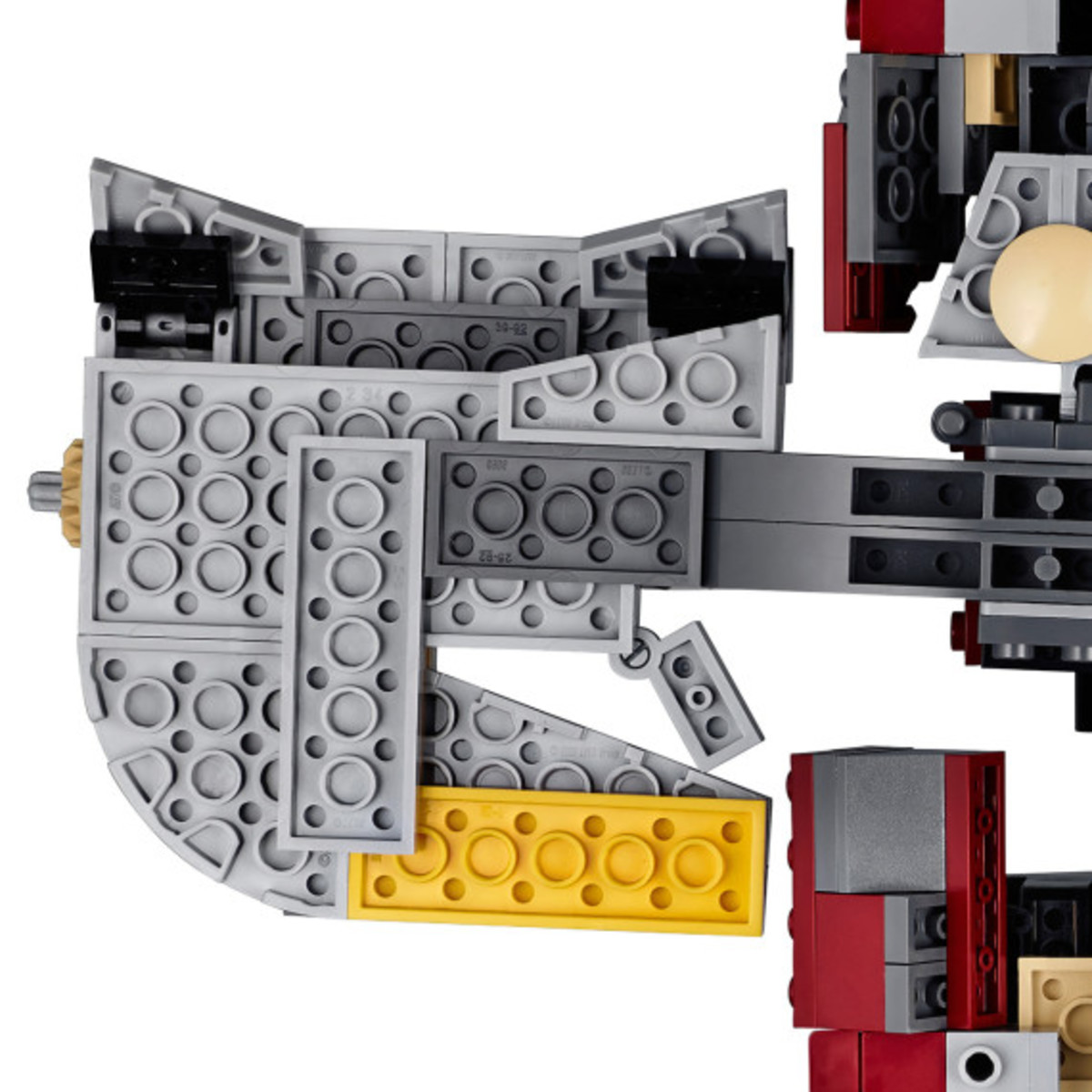 Star Wars x LEGO Ultimate Collector's Series: Boba Fett's Slave I Kit   Release Info - 10