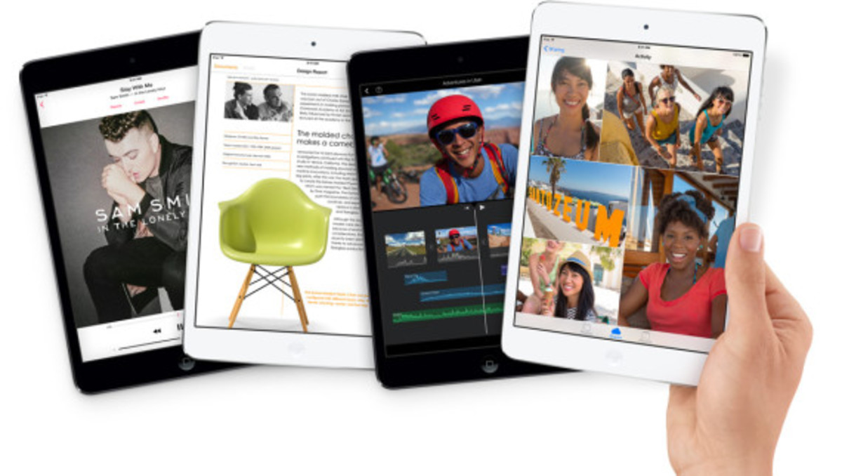 Apple To Unveil New iPads on October 16th - 1