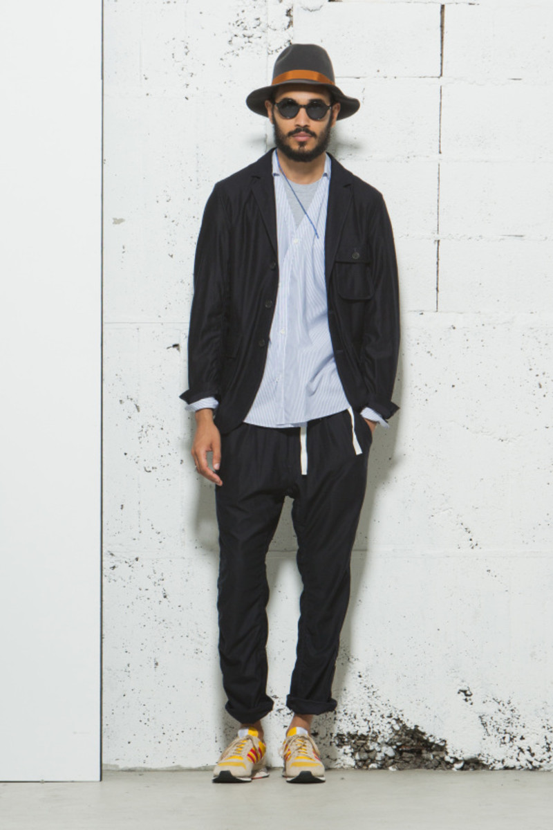 The Fourness by Kazuki Kuraishi – Spring/Summer 2015 Collection Lookbook - 28