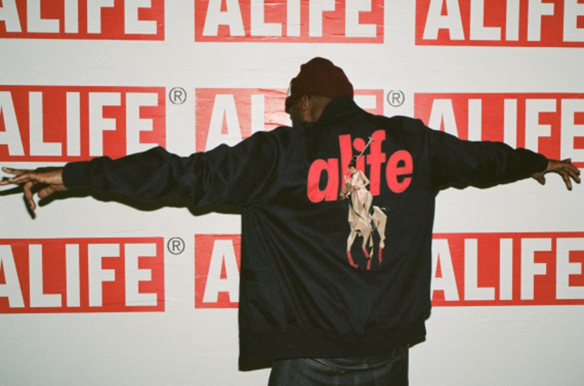 ALIFE - Fall 2014 Collection Lookbook Featuring A$AP Mob - 4