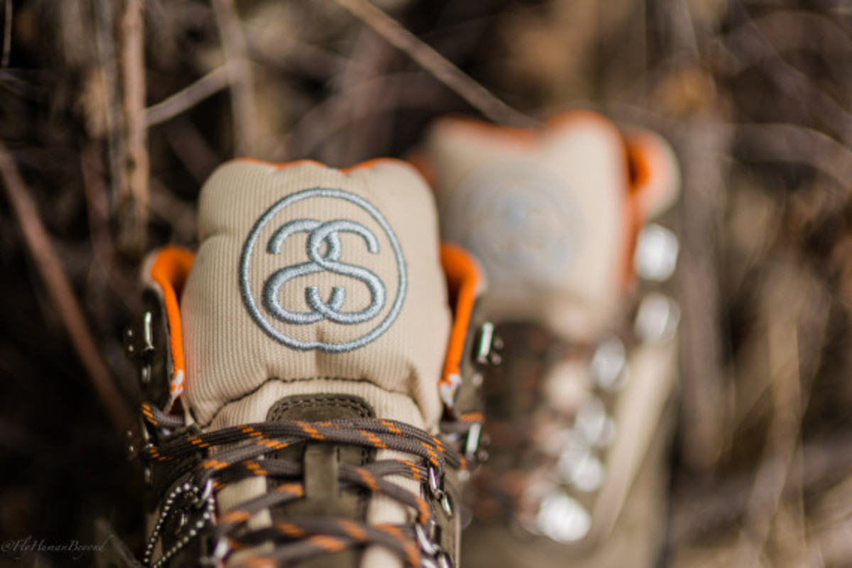 Stussy for Timberland – Euro Hiker Boots | Available Now - 4