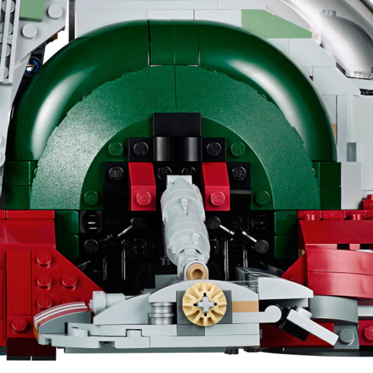 Star Wars x LEGO Ultimate Collector's Series: Boba Fett's Slave I Kit | Release Info - 13