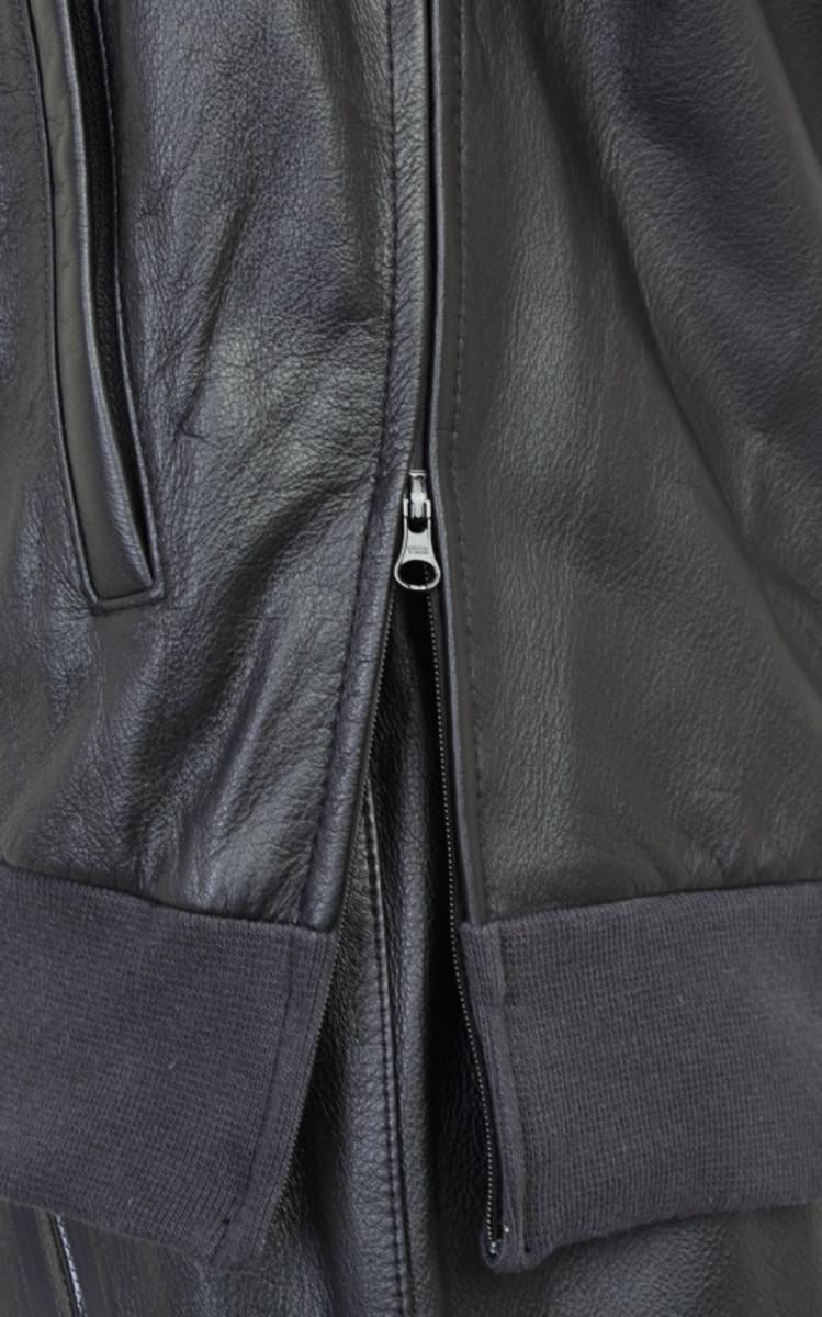 Jordan Brand x Russell Westbrook for Barneys New York - Black Leather Collection - 9