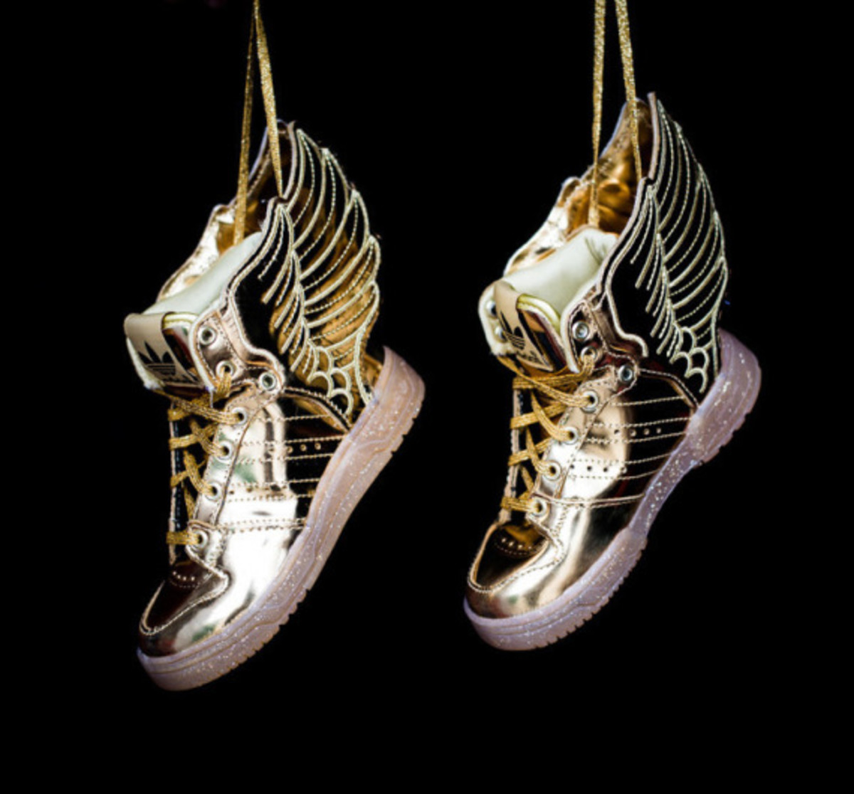 "size 40 34130 df814 adidas Originals by Jeremy Scott JS Wings 2.0 Infant - ""Gold Metal"" - 6"