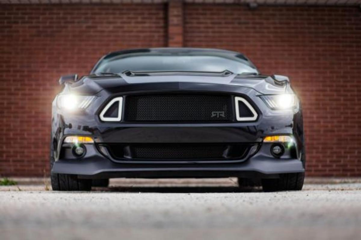 2015 Ford Mustang RTR Tuned to 725HP - 3