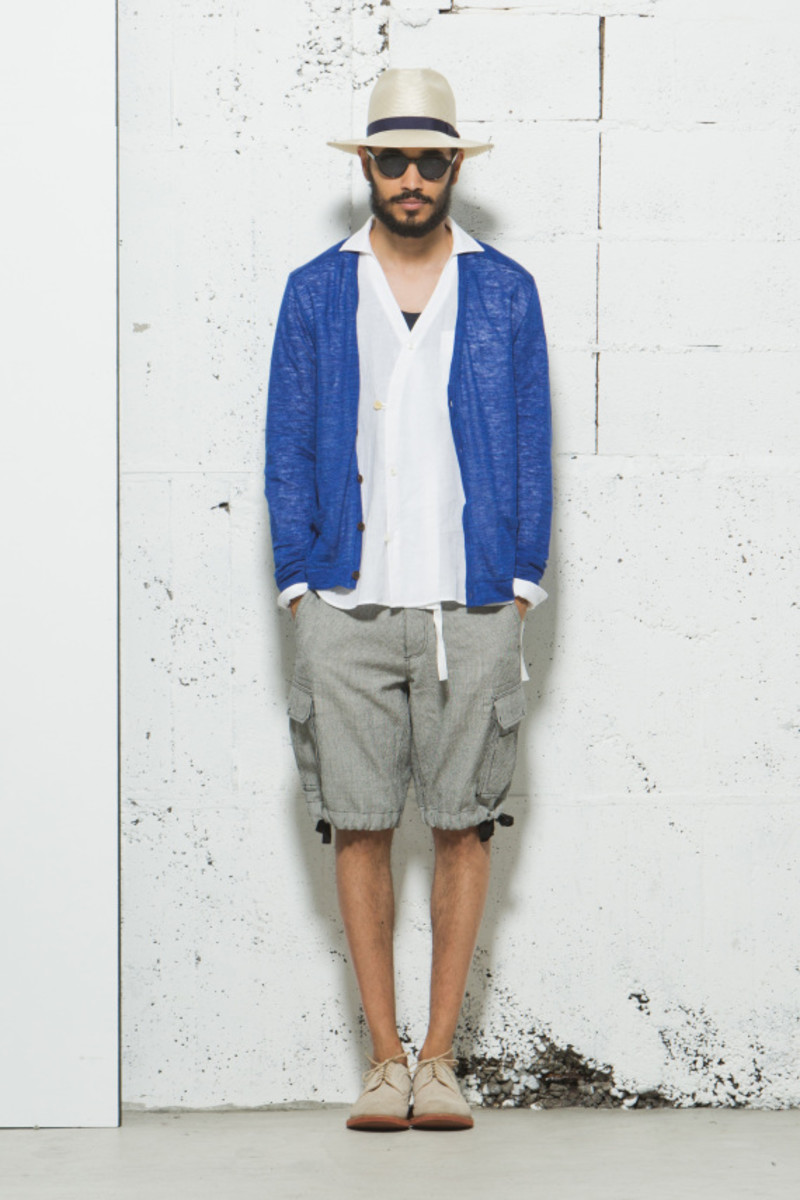 The Fourness by Kazuki Kuraishi – Spring/Summer 2015 Collection Lookbook - 6