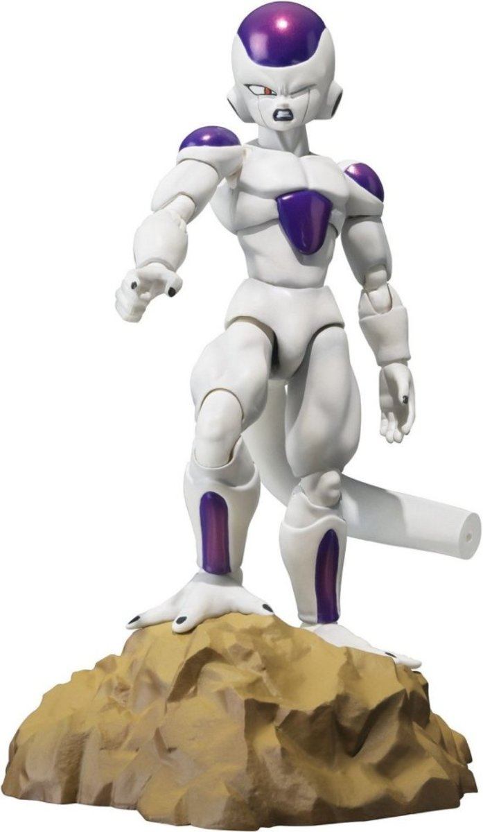 Dragon Ball Z: Frieza - S.H.Figuarts Action Figure | By Bandai Tamashii Nations - 4