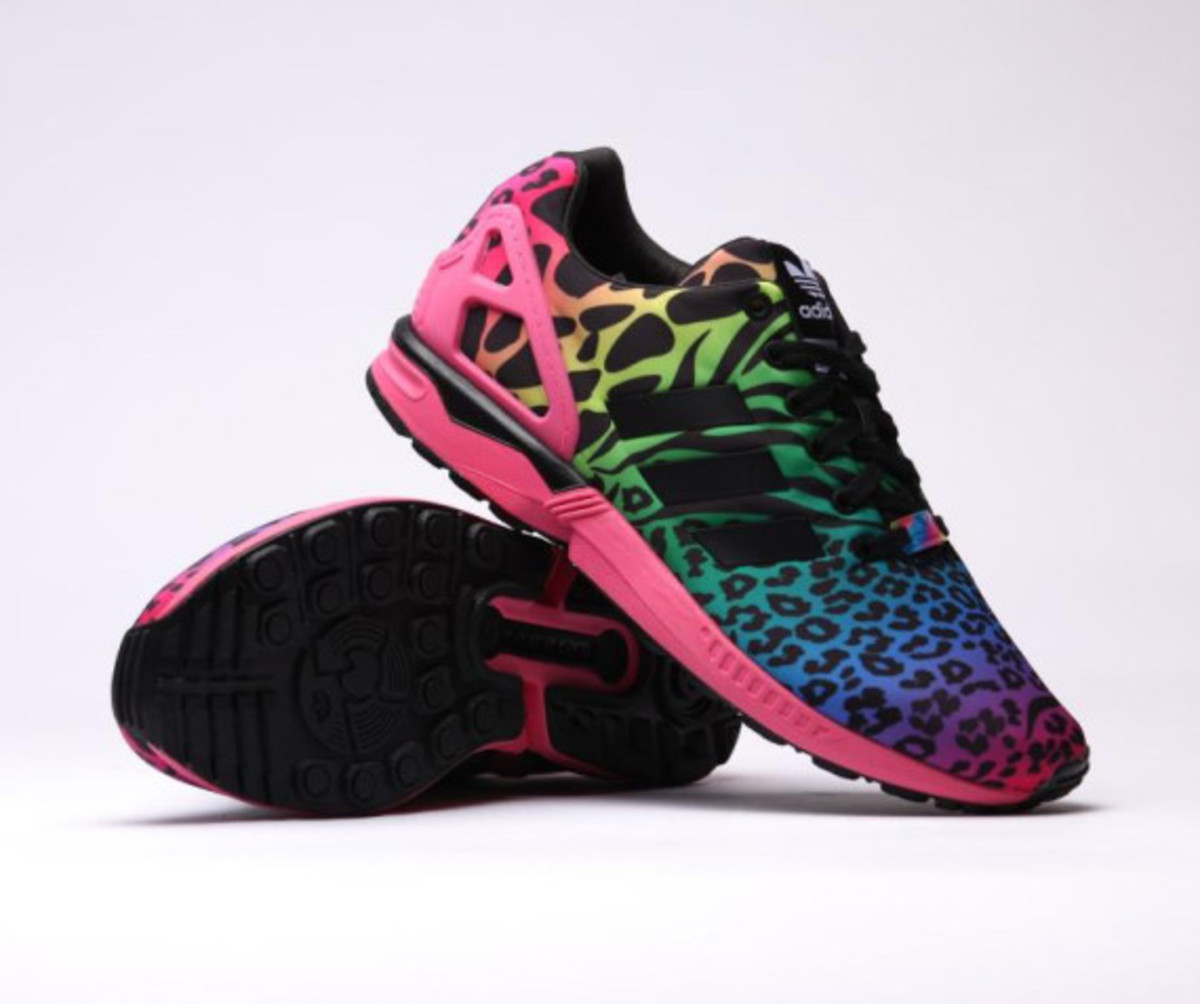 Italia Independent x adidas ZX Flux - Multicolor | Available Now - 8