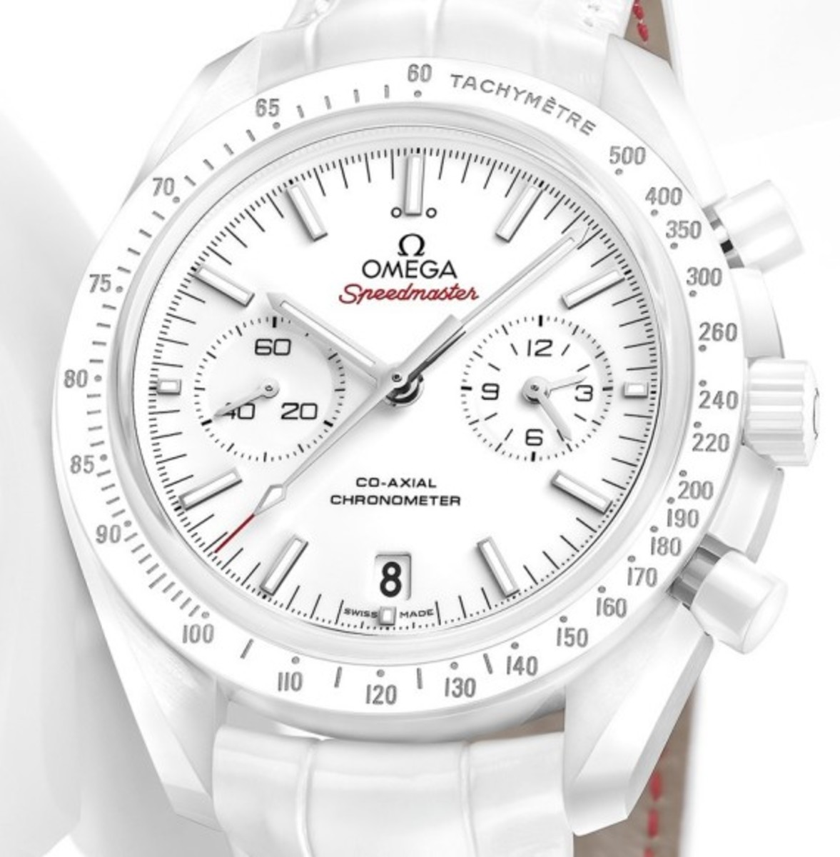 OMEGA Speedmaster - White Side of the Moon - 4