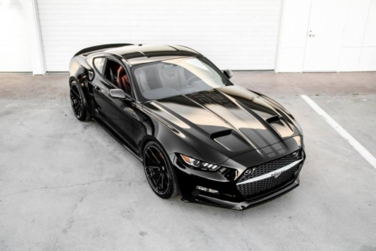 Galpin Auto Sports Rocket - Unveiled - 1