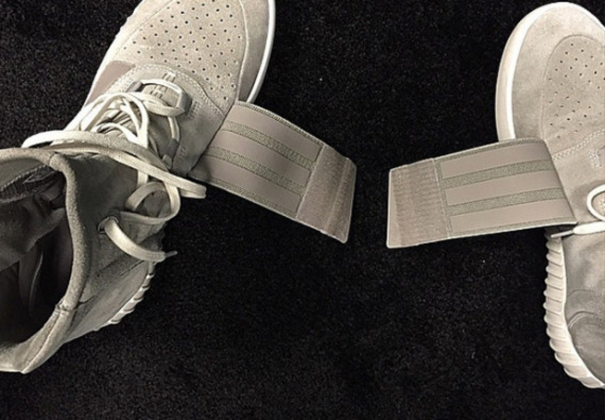 Kanye West x adidas Yeezy 750 Boost - First Look - 1