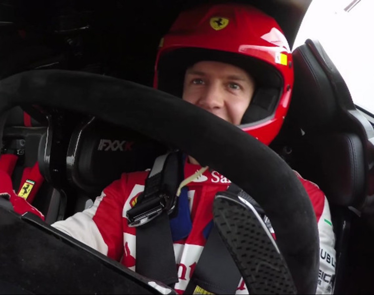 vettel-drives-ferrari-fxx-k-at-fiorano