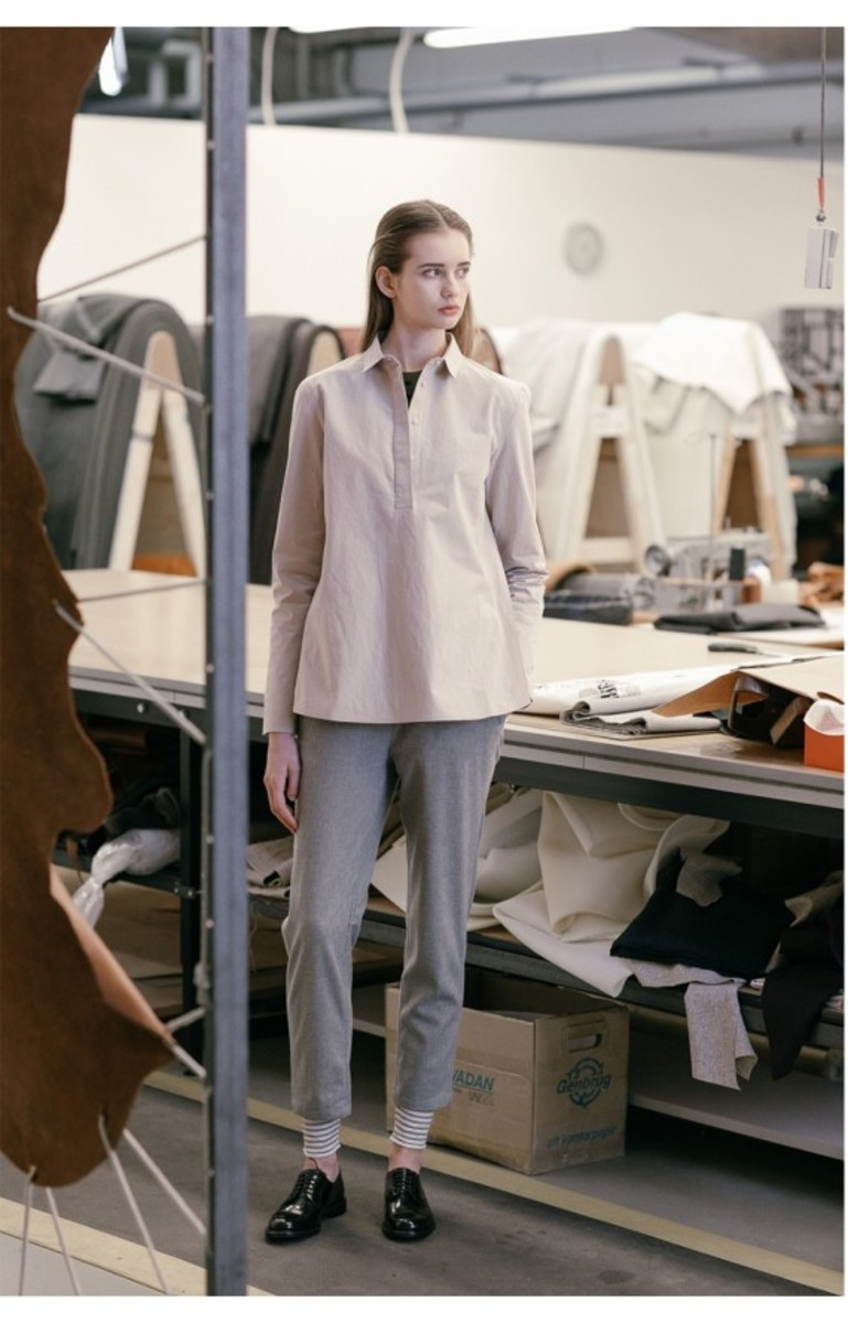Norse Projects Women's Collection - Autumn/Winter 2015 - 16