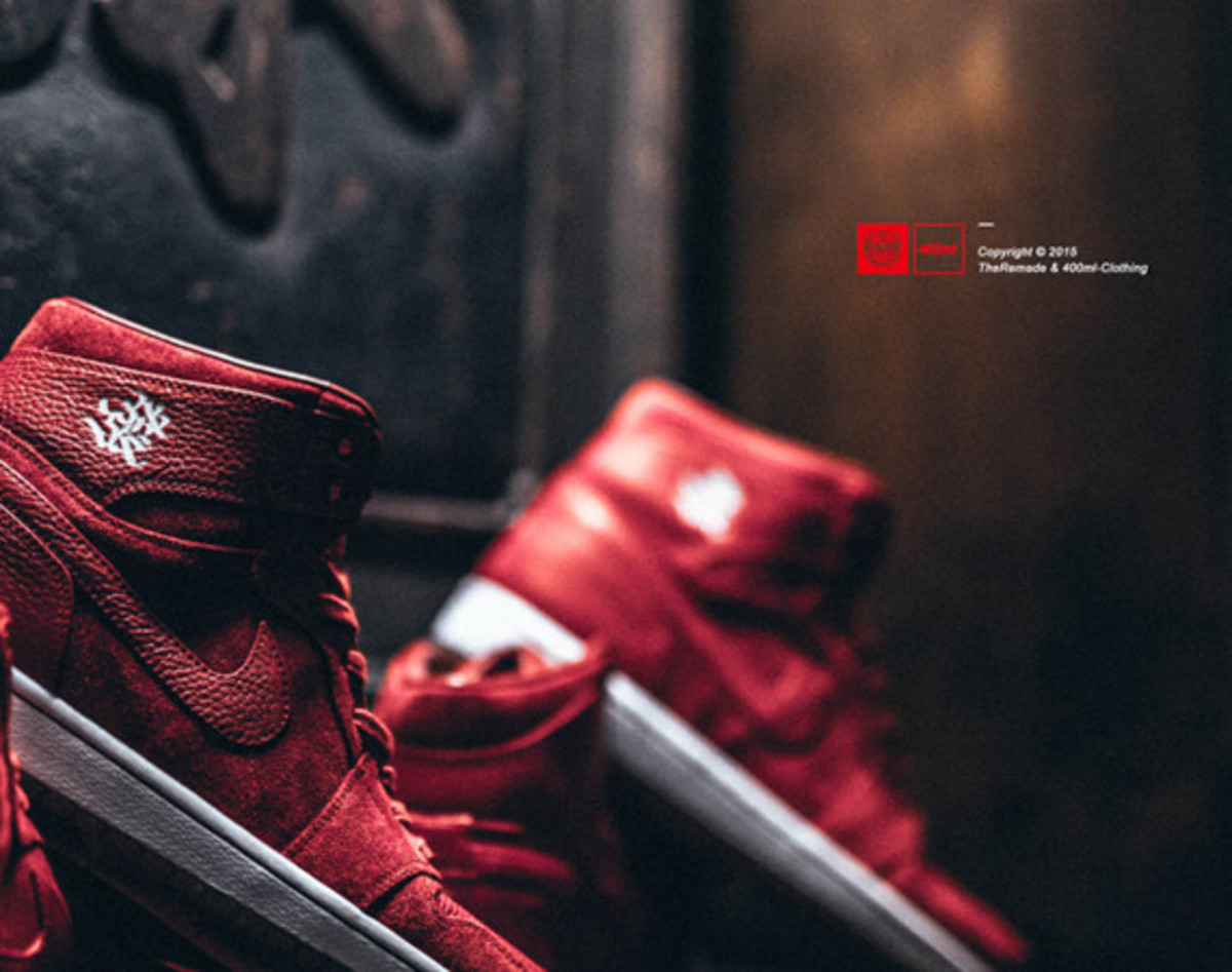 "Air Jordan 1 Retro High - ""Chinese New Year"" 