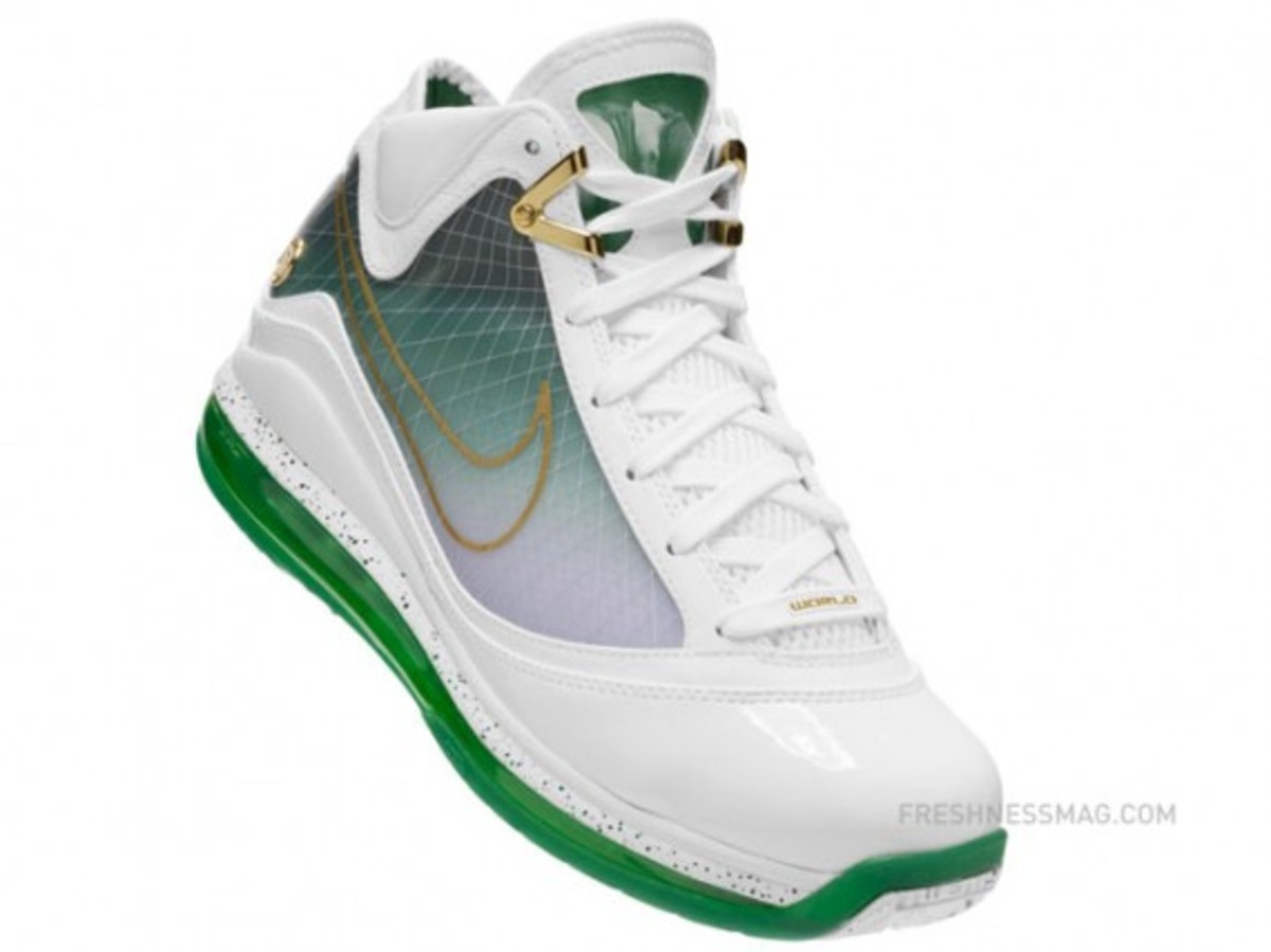 sale retailer b5554 ffeb9 Nike Air Max LeBron VII (7) - More Than A Game City Pack - Paris