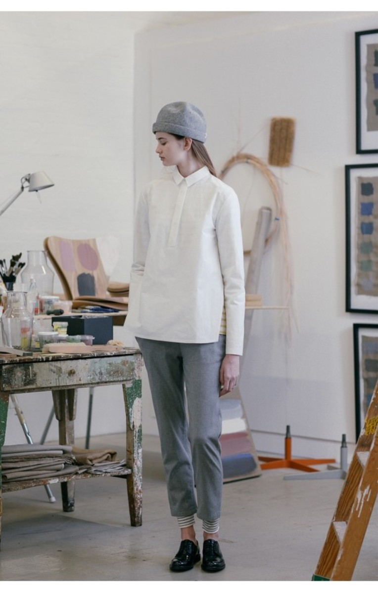 Norse Projects Women's Collection - Autumn/Winter 2015 - 1