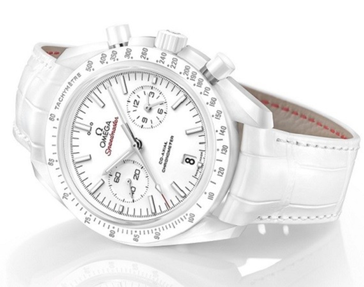 OMEGA Speedmaster - White Side of the Moon - 0
