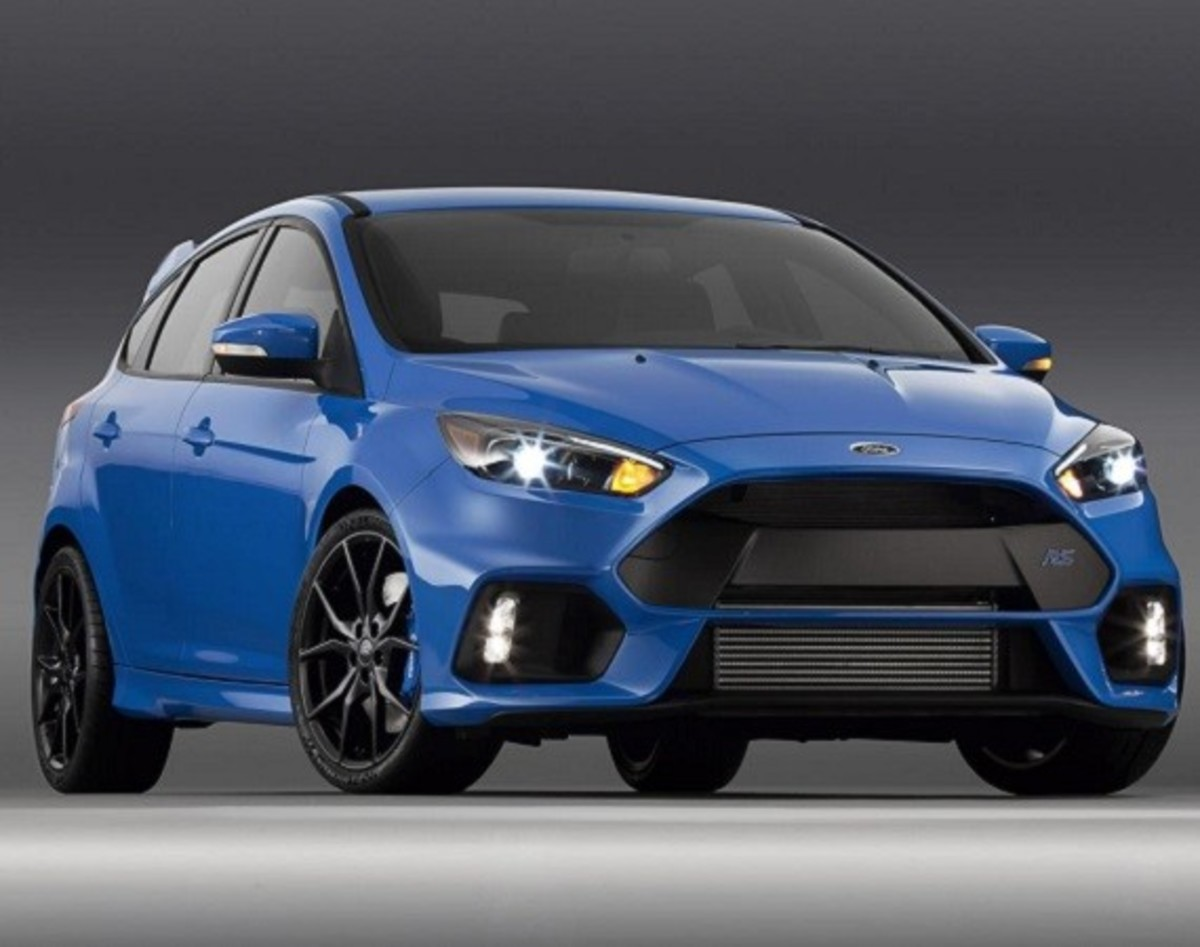 2016 Ford Focus RS - 0