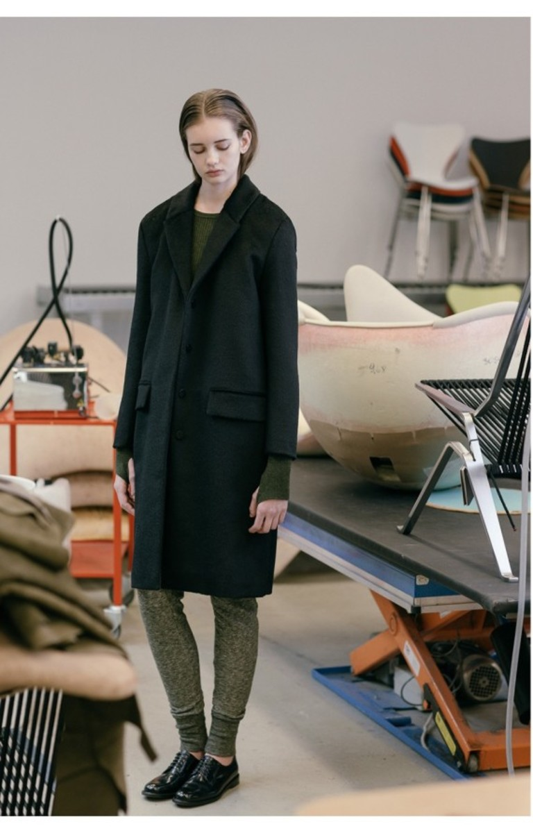 Norse Projects Women's Collection - Autumn/Winter 2015 - 19