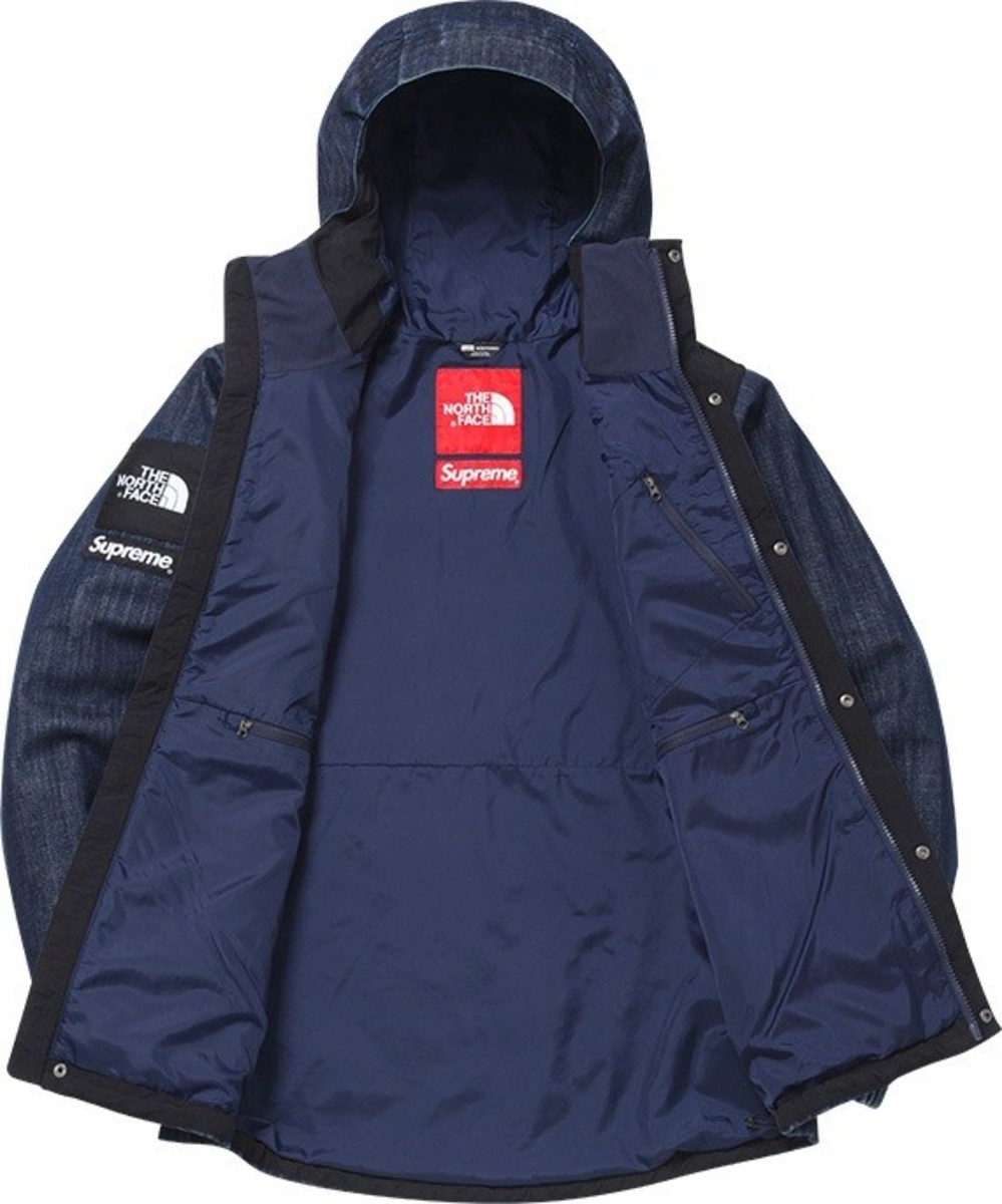 Supreme x The North Face - Spring/Summer 2015 Apparel and Gear Collection - 7