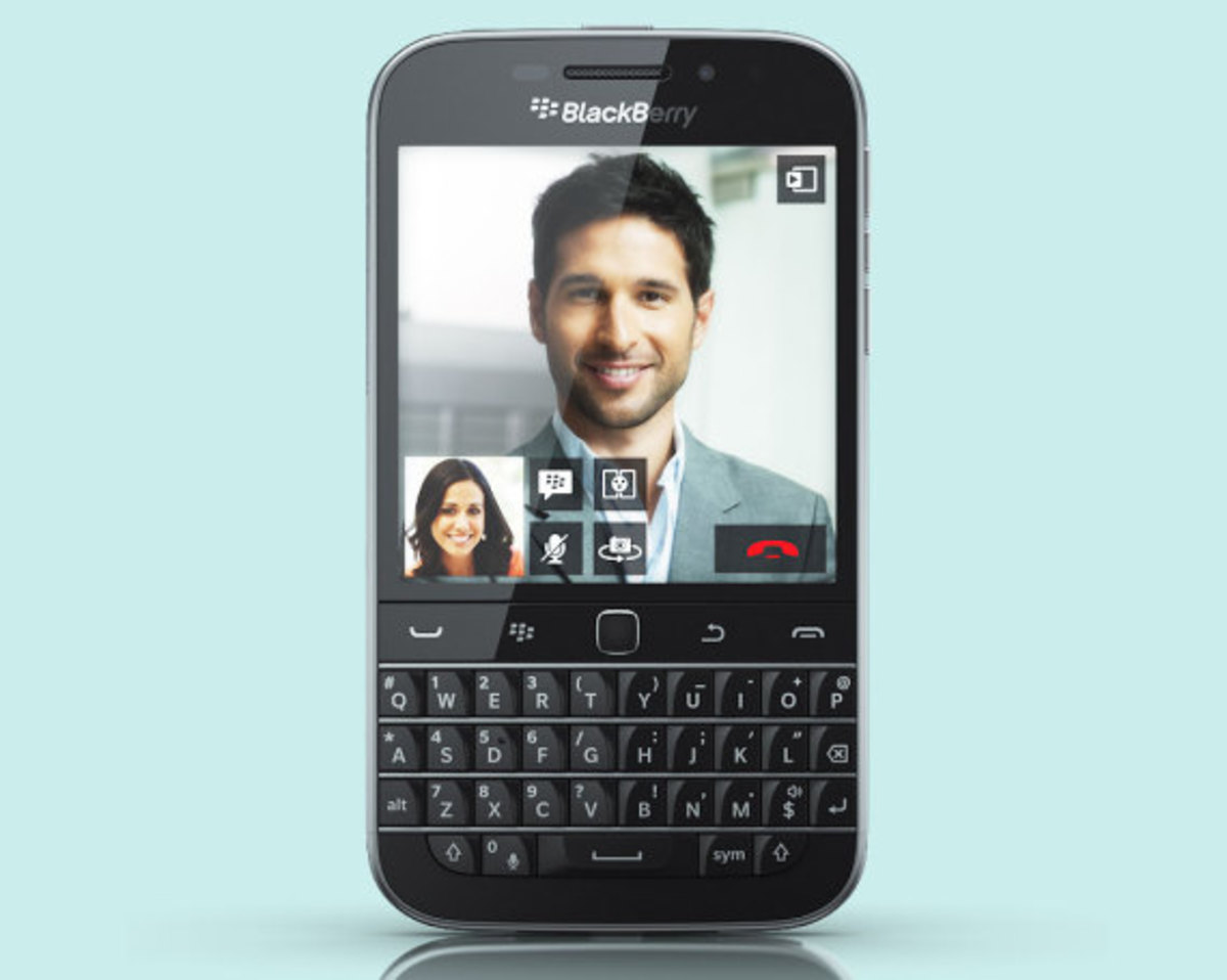BlackBerry Classic | Officially Unveiled - 0