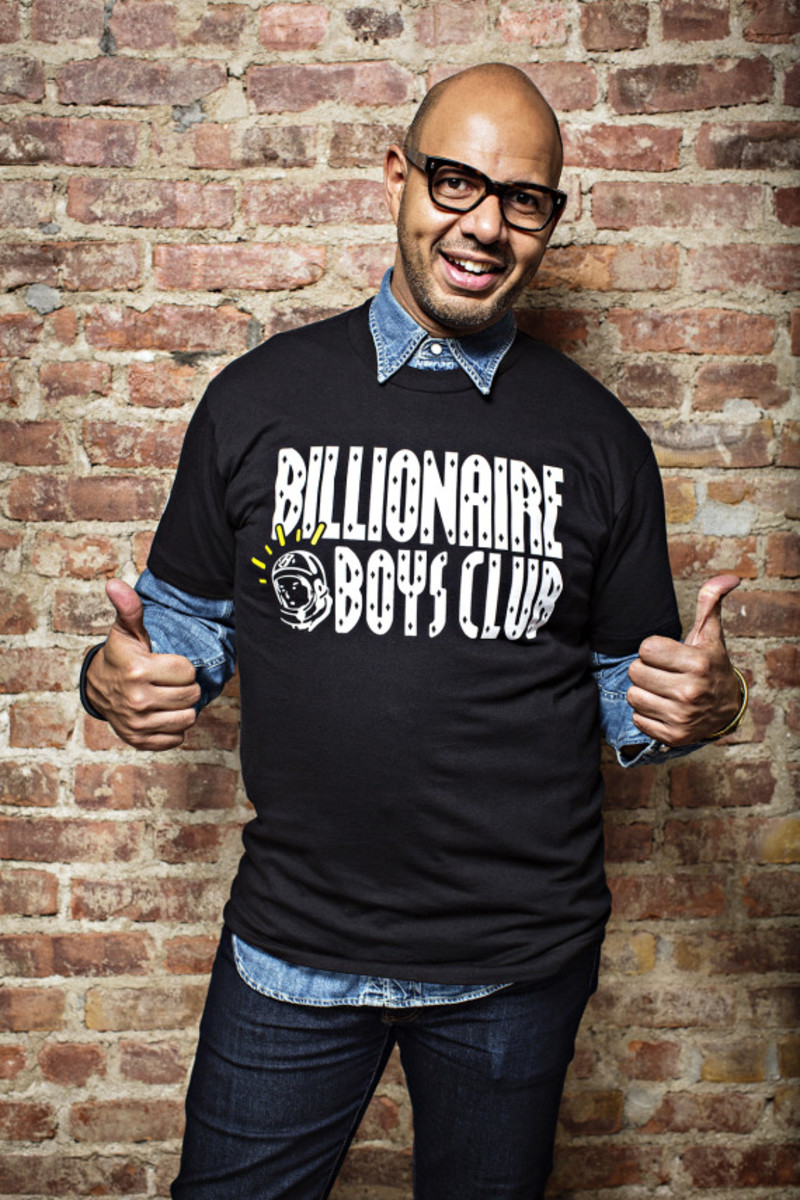 Billionaire Boys Club x Team Epiphany 10th Anniversary T-Shirt - 8