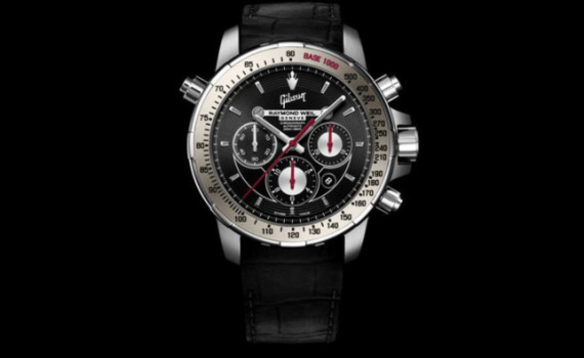 Raymond Weil Nabucco Limited Edition Watch - Inspired by Gibson Guitars - 1