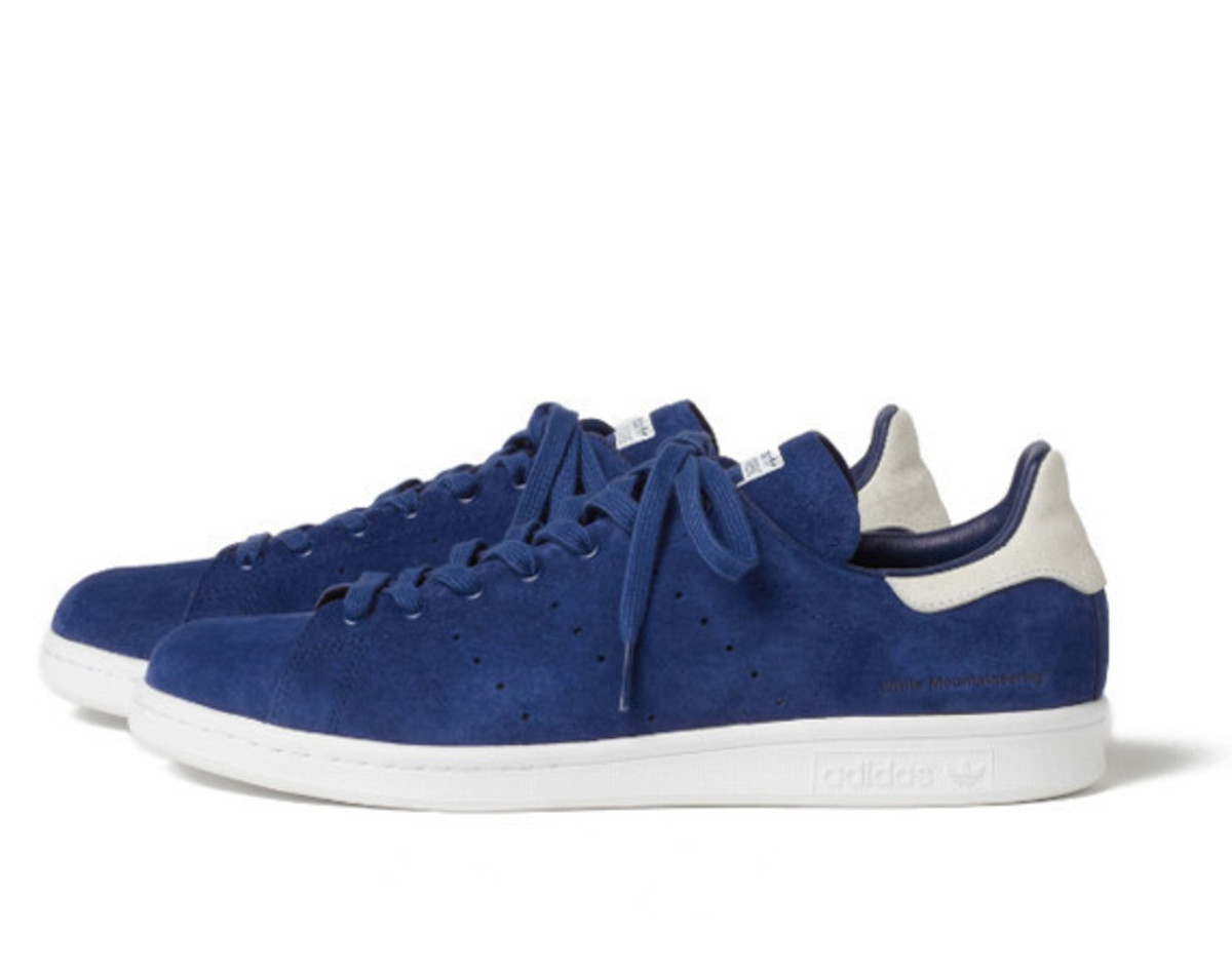 finest selection ed7b3 f2941 White Mountaineering x adidas Originals Stan Smith ...