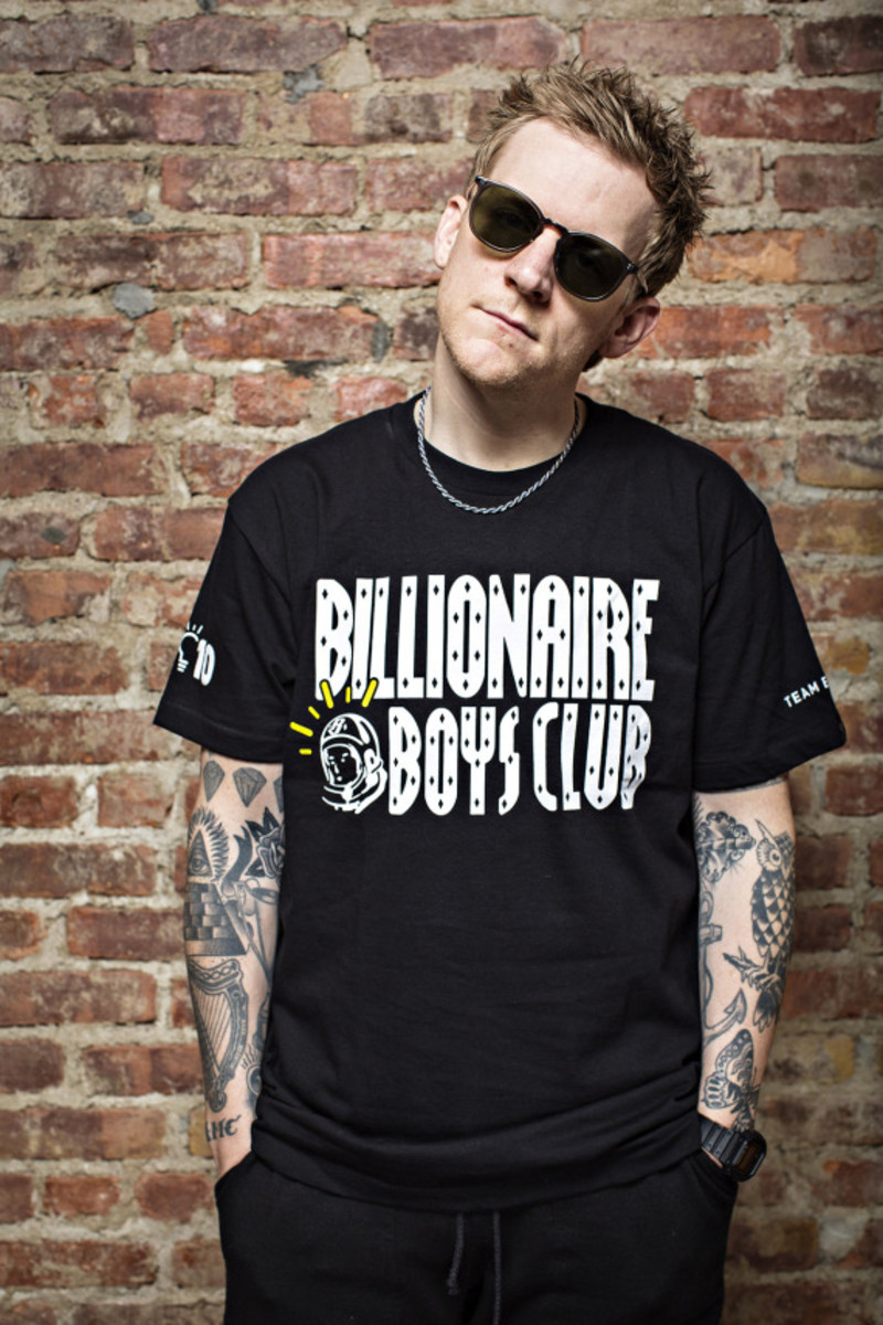 Billionaire Boys Club x Team Epiphany 10th Anniversary T-Shirt - 9