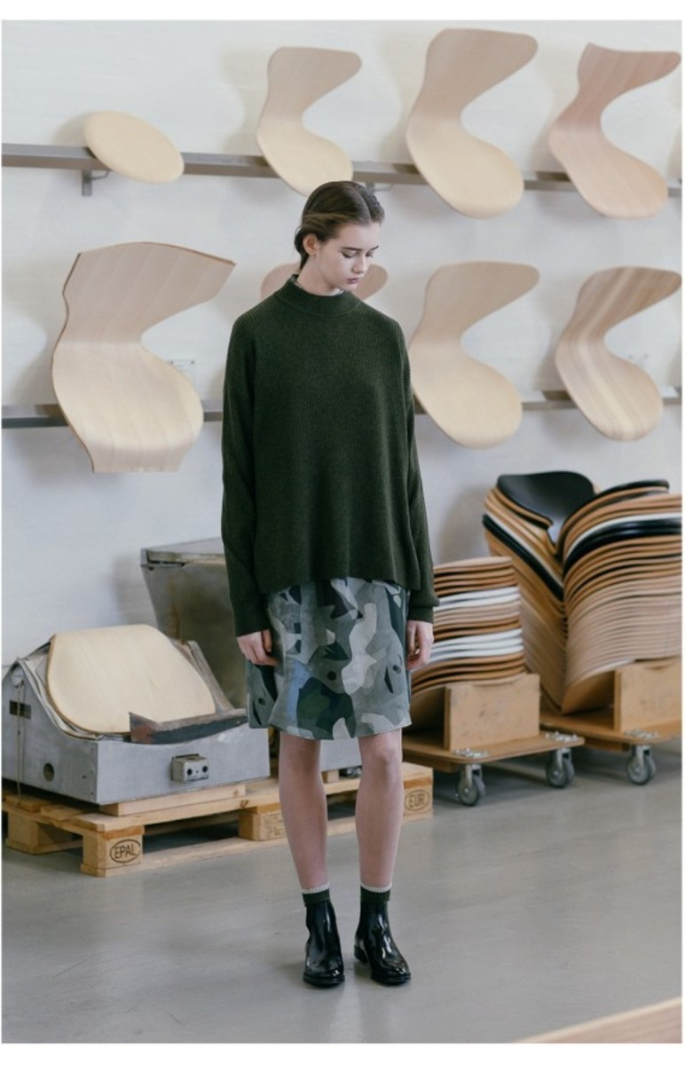 Norse Projects Women's Collection - Autumn/Winter 2015 - 13