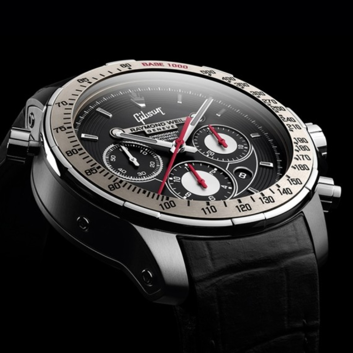 Raymond Weil Nabucco Limited Edition Watch - Inspired by Gibson Guitars - 2