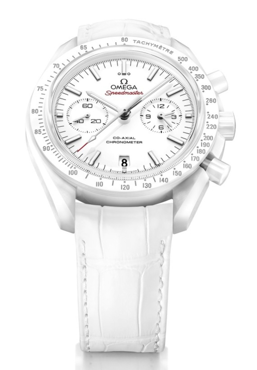 OMEGA Speedmaster - White Side of the Moon - 3
