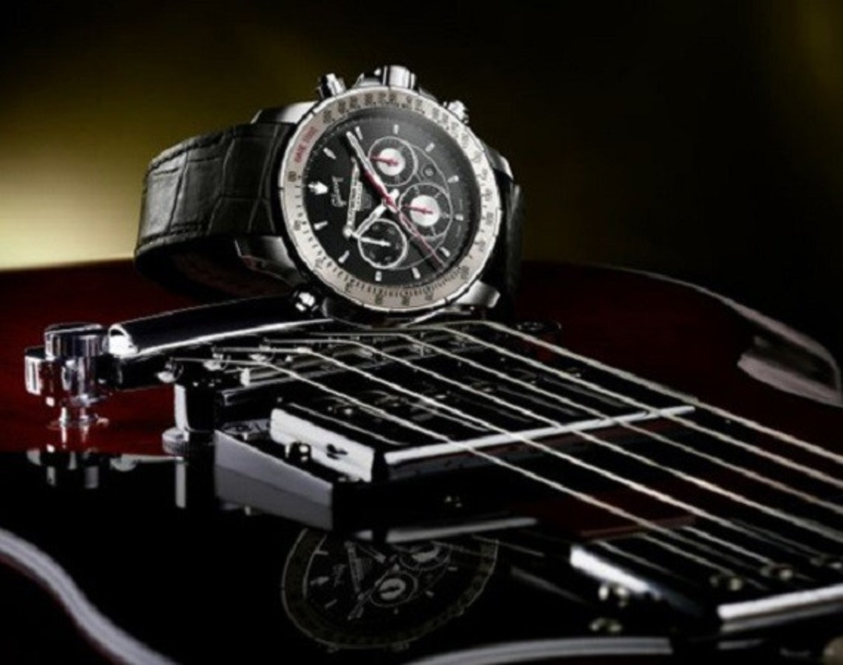 Raymond Weil Nabucco Limited Edition Watch - Inspired by Gibson Guitars - 0