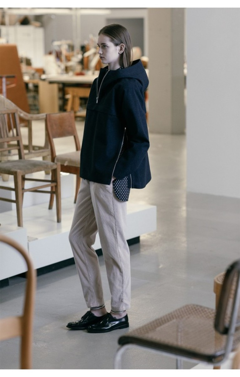 Norse Projects Women's Collection - Autumn/Winter 2015 - 3