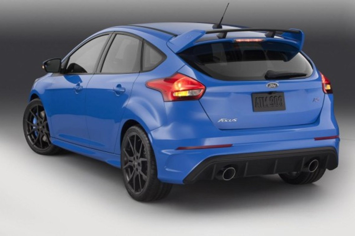 2016 Ford Focus RS - 2