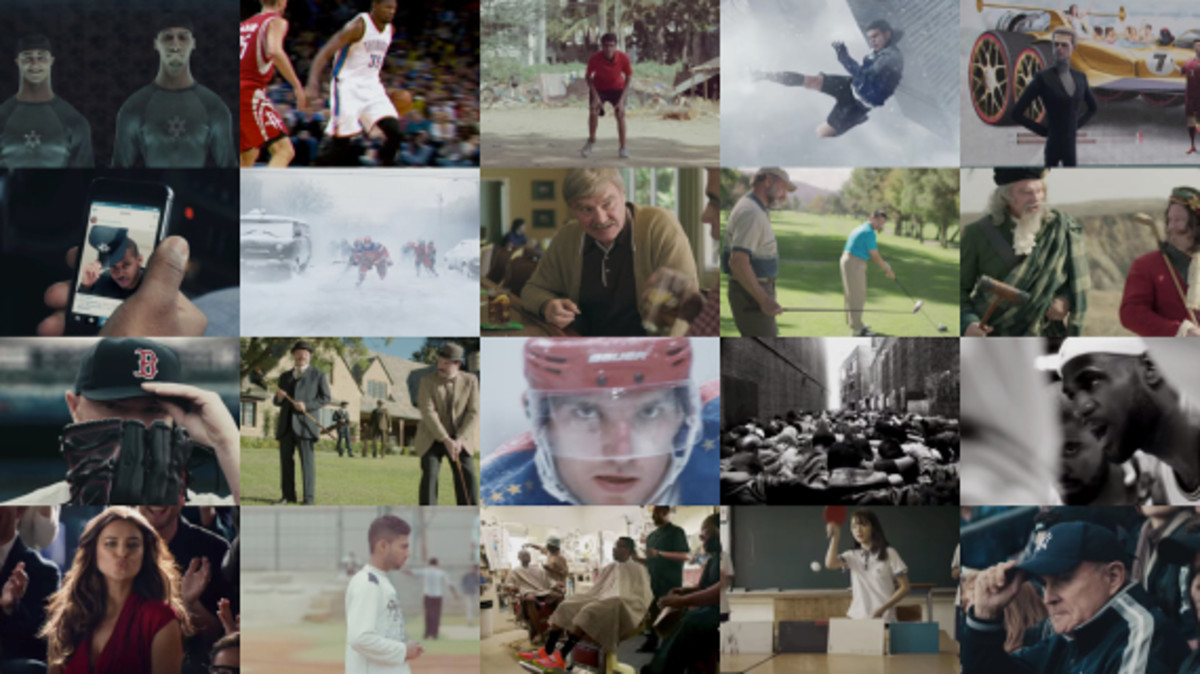 The Year in Nike Films: 2014 - 0