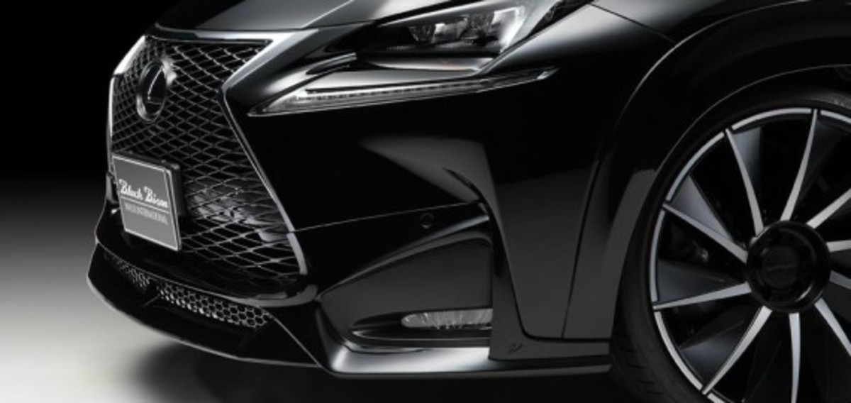 Lexus NX - Tuned by Wald International - 7