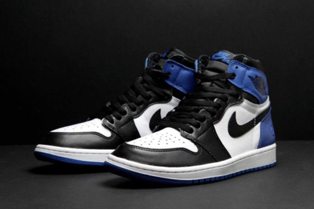fragment design x Air Jordan 1 Retro High OG | Release Reminder - 1