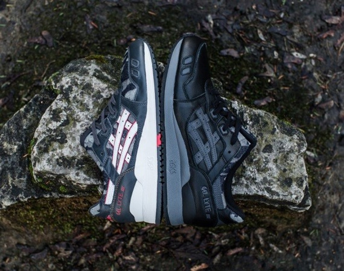 "Asics Gel Lyte III  ""Japanese Denim"" Pack - 0"