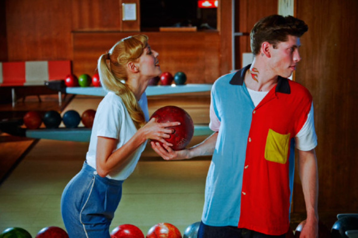 "Levi's Vintage Clothing Spring/Summer 2015 ""Bowl-O-Rama"" Lookbook"
