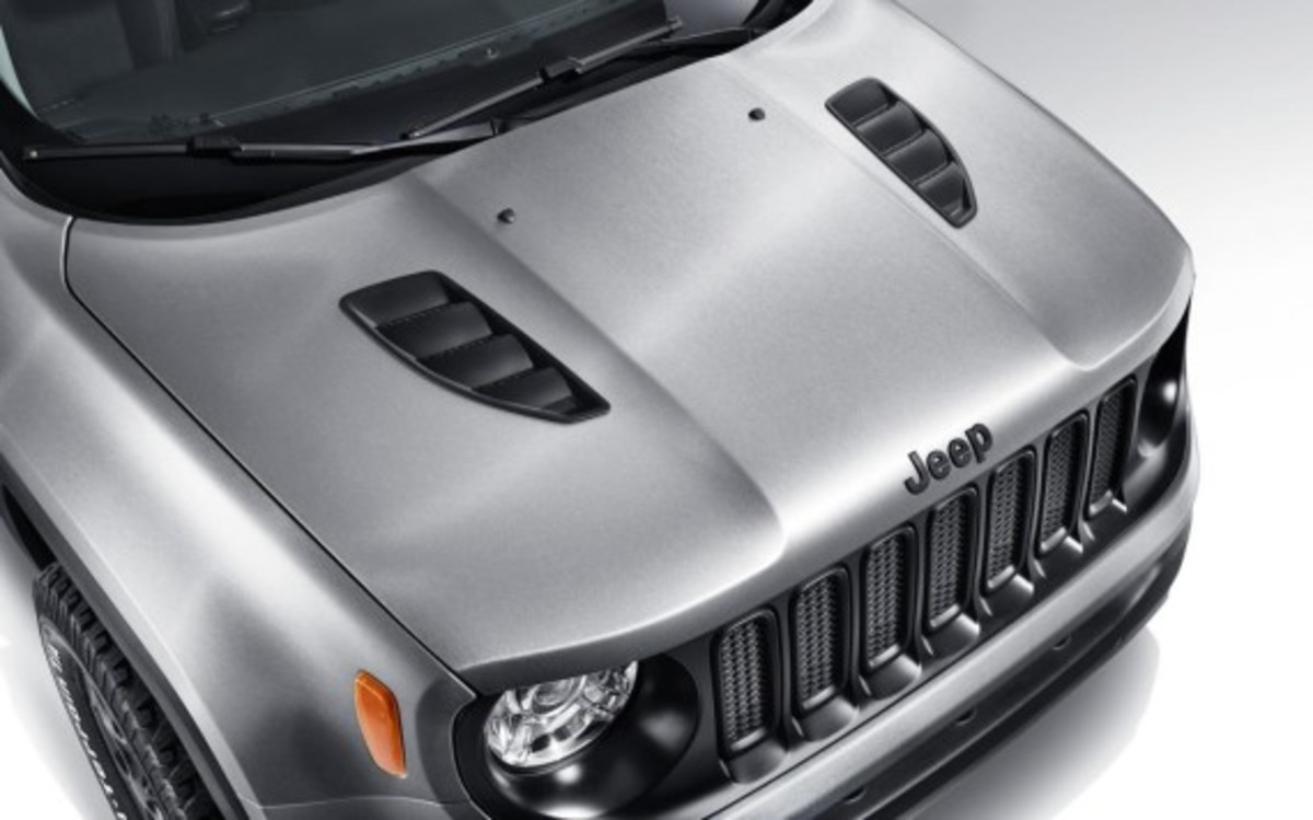 Jeep Renegade Hard Steel Concept - Unveiled - 2
