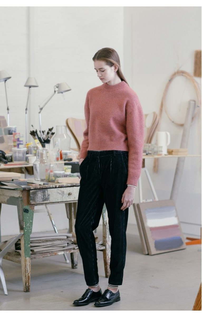 Norse Projects Women's Collection - Autumn/Winter 2015 - 7