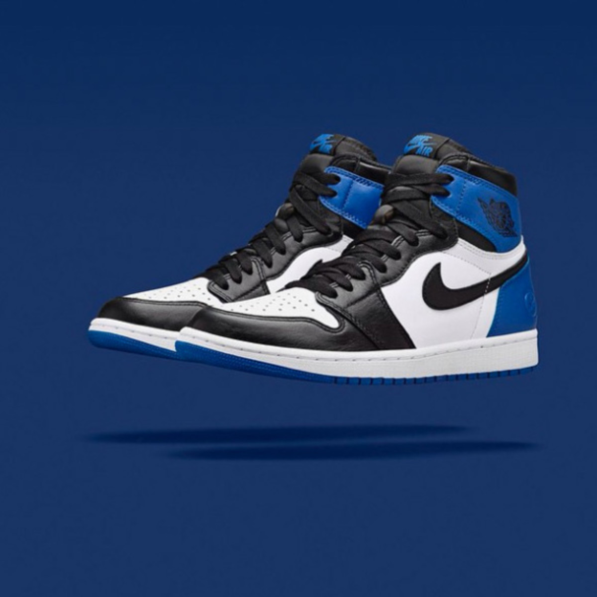 fragment design x Air Jordan 1 Retro High OG | Release Reminder - 5