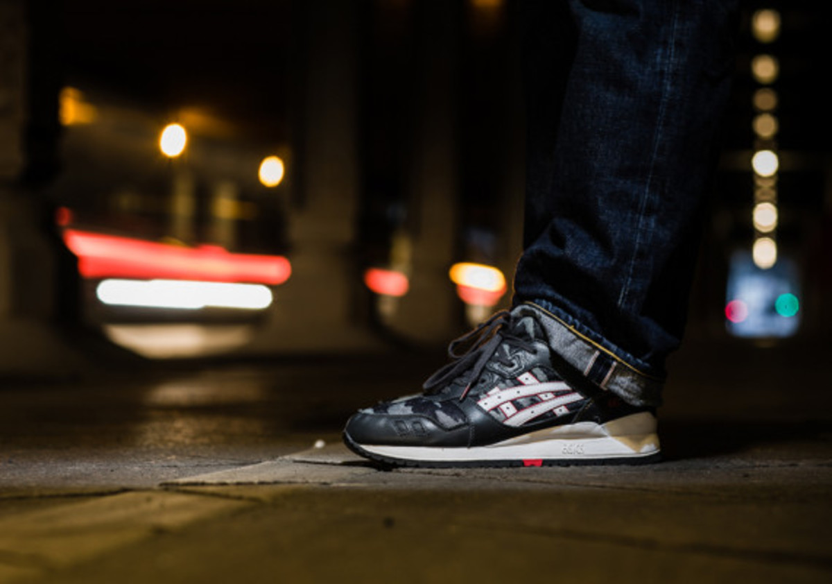 "Asics Gel Lyte III  ""Japanese Denim"" Pack - 2"
