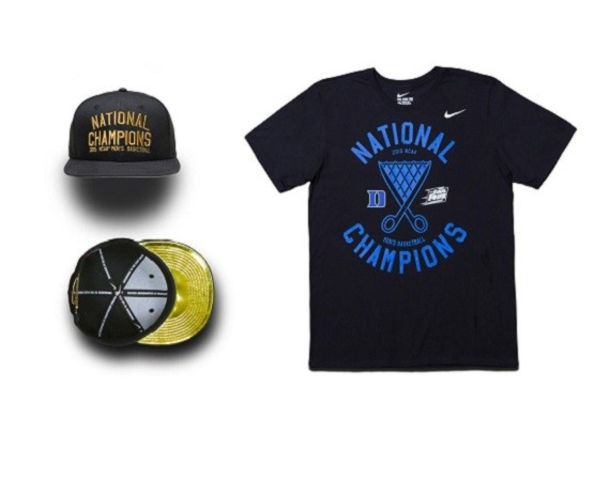 Nike Celebrates Duke's Fifth National Championship with Limited Edition Apparel - 0