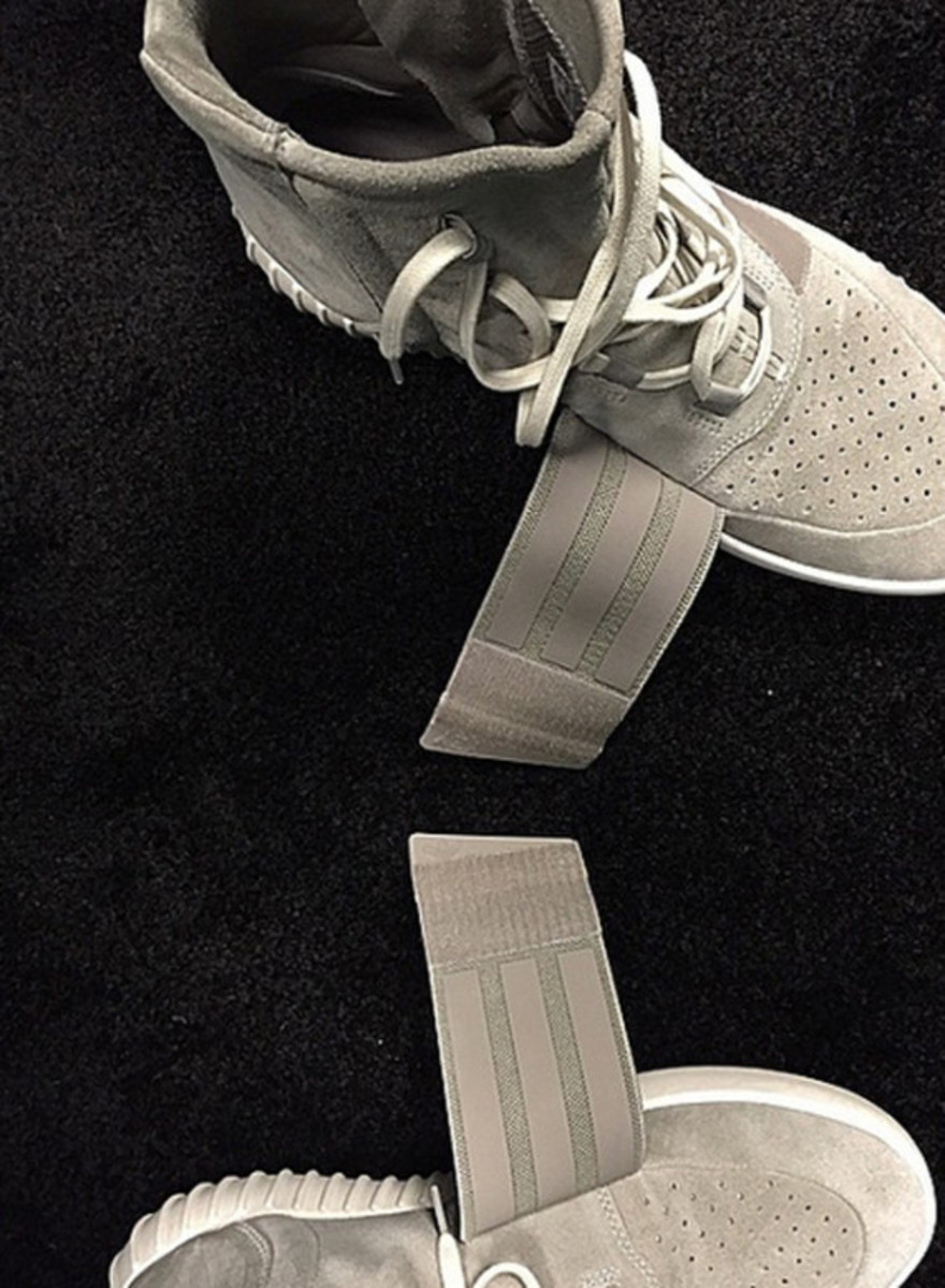 Kanye West x adidas Yeezy 750 Boost - First Look - 7