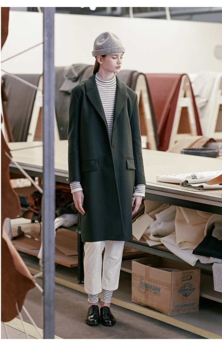 Norse Projects Women's Collection - Autumn/Winter 2015 - 12