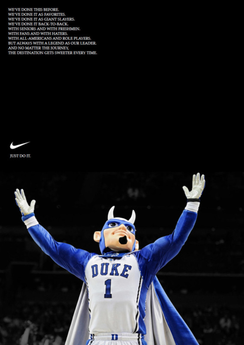 Nike Celebrates Duke's Fifth National Championship with Limited Edition Apparel - 3