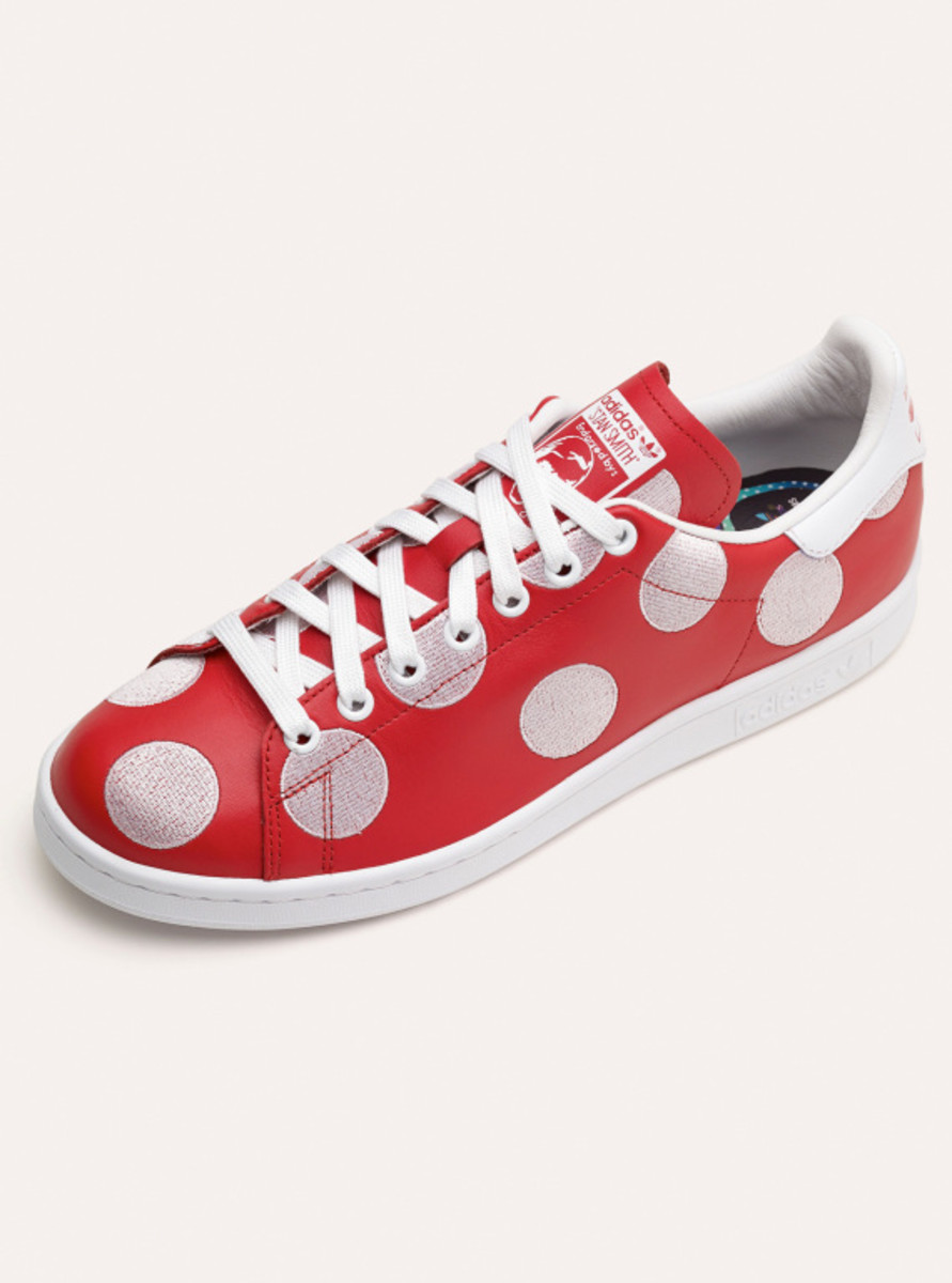 Pharrell Williams x adidas Originals Stan Smith - Polka Dot| Now Available - 4
